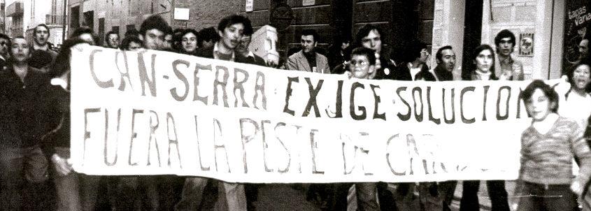 Can Serra exige soluciones