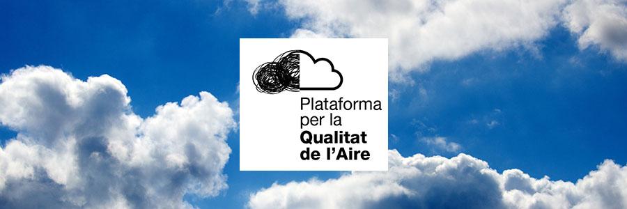 Logo Plataforma per la Qualitat de l'Aire
