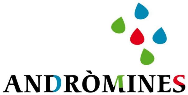 Logo Andròmines