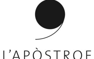 Logo L'Apòstrof