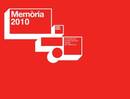 Memòria 2010