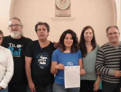 La FAVMollet i la FAVB se sumen el Pacte Social i Institucional per l'Aigua