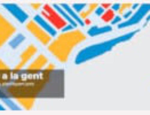 Aquest 6 de juny, arrenquen les sessions participatives de l'Agenda Urbana de Catalunya: participem-hi des dels barris!