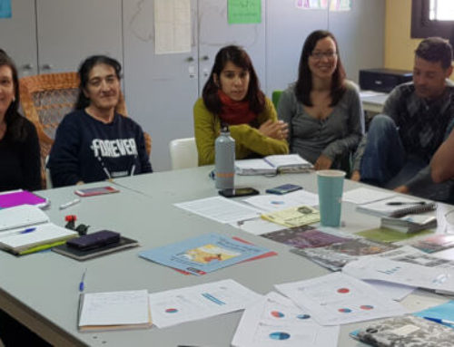 Conclou la segona fase d'A-porta a Can Peguera amb una desena de propostes per a millorar l'ocupabilitat al barri