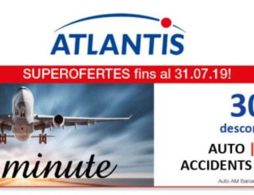 ATLANTIS: SUPER OFERTES LAST MINUTE