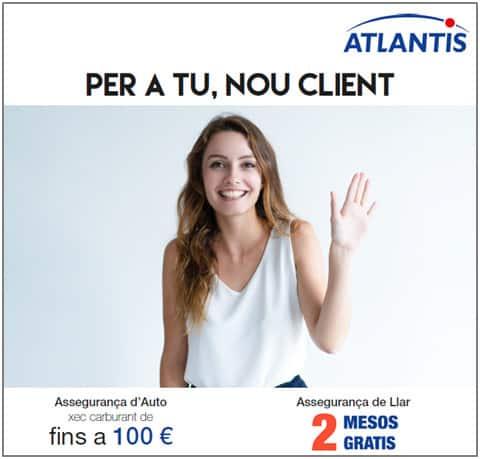 CAMPANYES ATLANTIS PER A NOUS CLIENTS