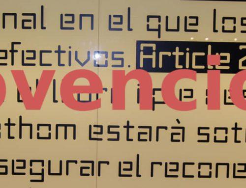 Oberta la convocatòria de la Generalitat per a projectes d'entitats socials de l'ambit de les polítiques socials