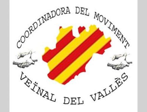 """La CONFAVC participarà a la 3a jornada del moviment veïnal del Vallès:  """"Treballant junts per arribar més lluny"""""""