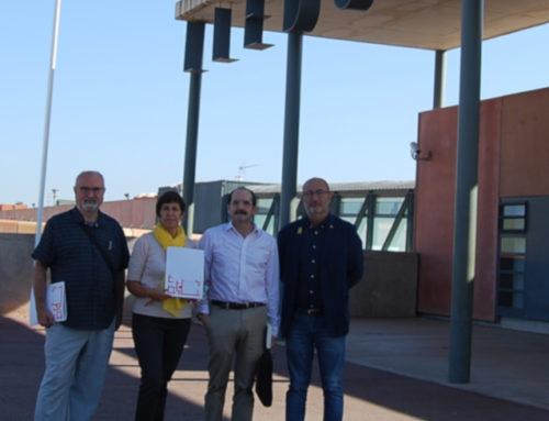 El Jurat dels (Re)coneixements Veïnals, reunit amb Cuixart a Lledoners pel veredicte