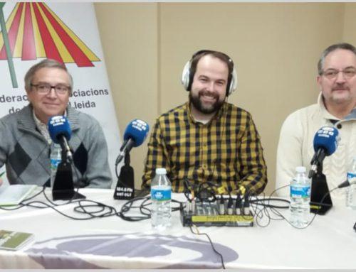 """ENTREVISTA a TONI BARÓ, President de la FAV de Lleida: """"Per definir la Lleida del futur, el moviment veïnal hi té molt a dir"""""""