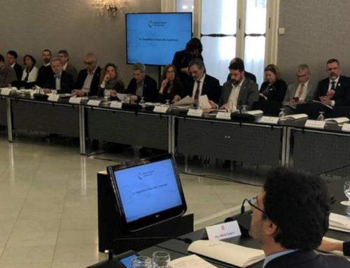La CONFAVC participa a la segona assemblea de l'Agenda Urbana de Catalunya que dóna llum verda als eixos i objectius