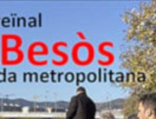 El moviment veïnal de l'Eix Besòs i la CONFAVC, organitzen unes jornades per a repensar el seu present i futur
