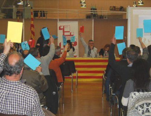 Obert el període per a presentar candidatures a la Junta Directiva de la CONFAVC