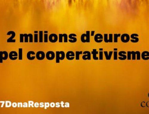Coop57 i Fundació Seira facilitaran l'accés al crèdit a les cooperatives afectades per la Covid-19
