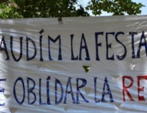 La FAVSabadell davant de l'anul·lació de les festes dels barris