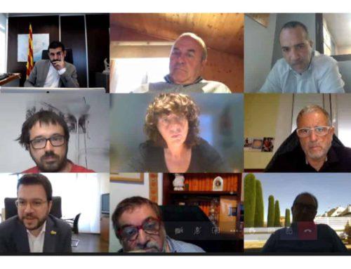 La Confederació de Cooperatives de Catalunya presenta al Govern el Pacte de País per a una Economia per la Vida