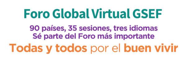 La CONFAVC participa al Fòrum Global de l'Economia Social (GSEF) virtual