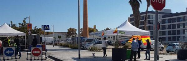 La CONFAVC recolza l'AV Les Santes-Escorxador de Mataró en la defensa de barris per la convivència