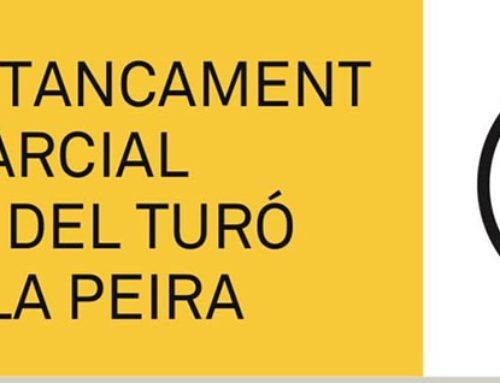 No a la privatització de l'espai públic al Turó de la Peira