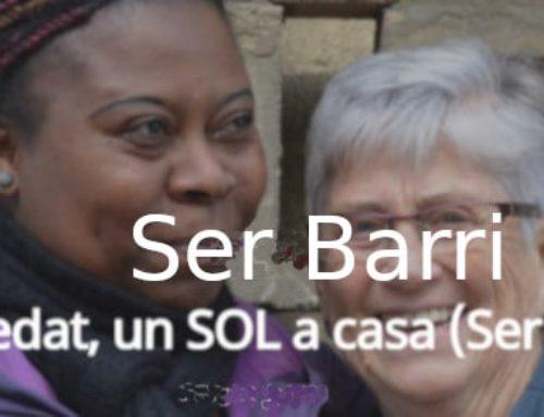 La cooperativa veïnal SER BARRI arrenca amb un projecte contra la soledat