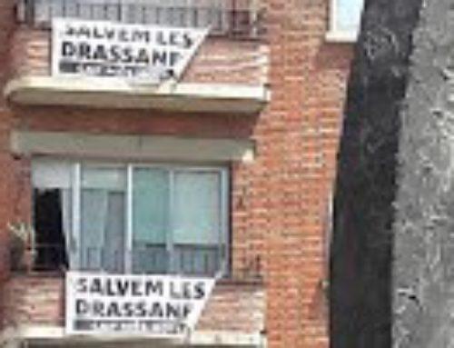 Habitem les Drassanes demana que l'Ajuntament defensi l'habitatge als solars de Santa Madrona