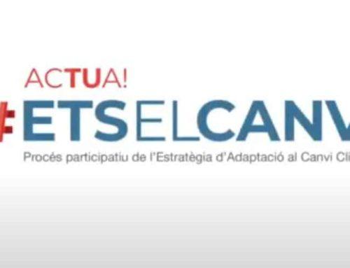 Involucra't en el procés participatiu de l'Estratègia catalana d'adaptació del canvi climàtic