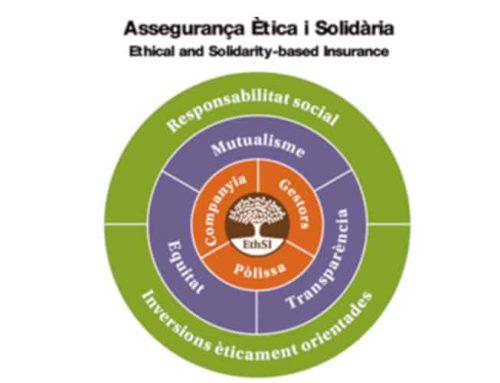 ATLANTIS, el servei assegurador del veïnat, obté un any més el segell EthSI – Assegurança Ètica i Solidària