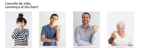 Aula Actual, el projecte socio- educatiu de la CONFAVC, estrena web