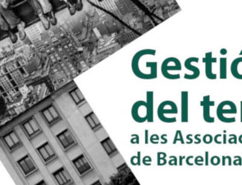 Gestió i usos del temps a les associacions veïnals de Barcelona