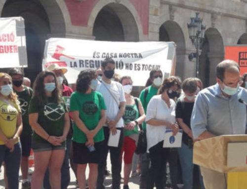La CONFAVC es suma a la indignació d'una desena d'entitats i grups polítics davant l'alarma que el Govern central impugni la llei catalana que regula el preu dels lloguer