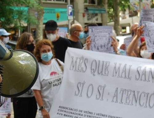 """""""Atenció primària, sí o sí"""": 12 hores de mobilitzacions i concentracions veïnals a tot Catalunya"""