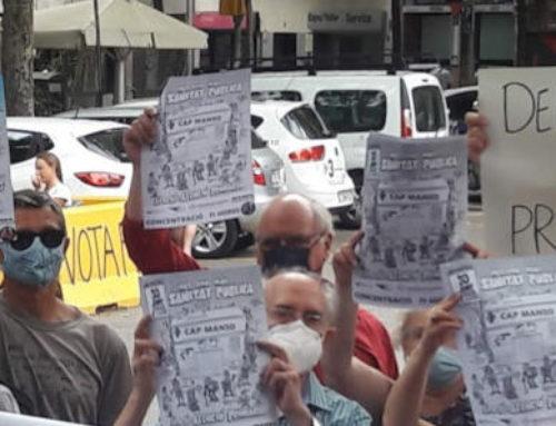 La FAVGram recolza una moció municipal per a defensar la sanitat pública